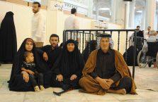 Iran - Arabowie na wycieczce.
