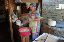 Azerbejdżan - kucharka.