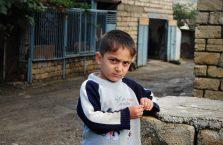 Górski Karabach - chłopiec.