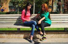 Armenia - młode dziewczyny.