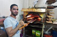 Liban - libańska pizza.