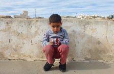 Palestyna - palestyński chłopiec.