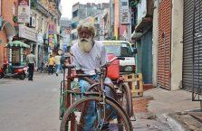 Sri Lanka - biedny człowiek.