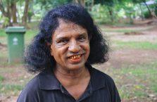 Sri Lanka - ładny uśmiech.