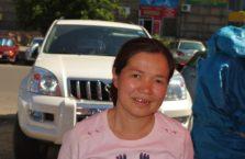 Kazachstan - kobieta.