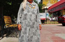 Kazachstan - babcia.