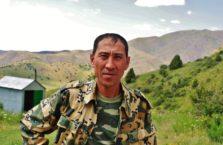Kazachstan - przewodnik górski.