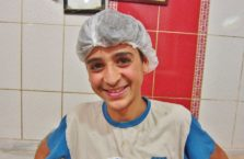 Turcja - chłopiec.