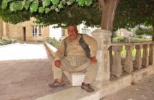 Iracki Kurdystan - dla tego Kurda nie będzie deseru.