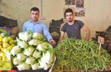 Iracki Kurdystan - na bazarze.