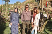 Iracki Kurdystan - z kwiatem kurdyjskiej urody