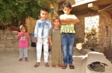 Iracki Kurdystan - kurdyjskie dzieci.
