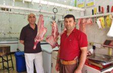 Iracki Kurdystan - w mięsnym.