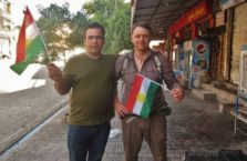 Iracki Kurdystan - z kurdyjskim patriotą..