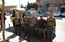Iracki Kurdystan - z militarną policją.