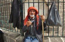 Turcja - stary mężczyzna.