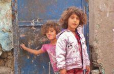 Turcja - dzieci kurdyjskie.