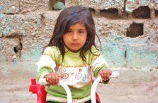 Turcja - dziewczynka.
