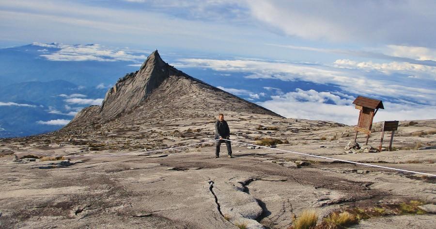 Marcin Malik - Mount Kinabalu