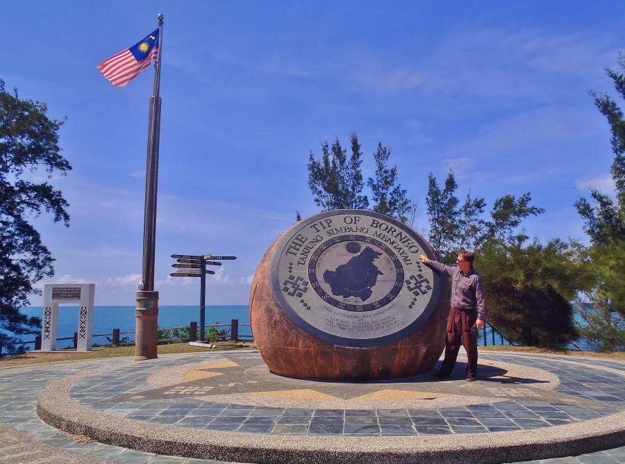 Wierzchołek Borneo, Sabah, Malezja.