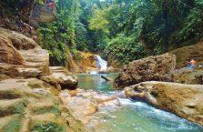 Antequera , wodospad Mag-Aso Bohol(3)