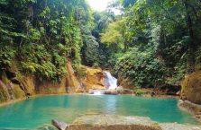 Antequera , wodospad Mag-Aso Bohol(4)