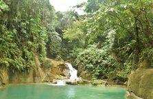 Antequera , wodospad Mag-Aso Bohol(5)