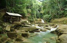 Antequera , wodospad Mag-Aso Bohol(8)