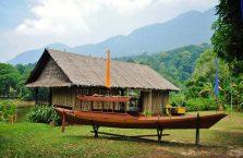 Wioska kulturowa Damai Borneo Malezja (1)