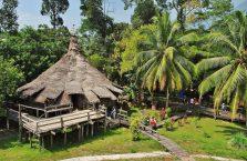 Wioska kulturowa Damai Borneo Malezja (11)