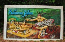 Wioska kulturowa Damai Borneo Malezja (26)