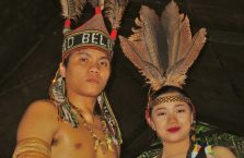 Wioska kulturowa Mari-Mari Borneo (13)