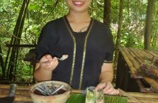Wioska kulturowa Mari-Mari Borneo (15)