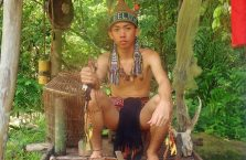 Wioska kulturowa Mari-Mari Borneo (17)
