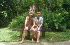 Wioska kulturowa Mari-Mari Borneo (18)