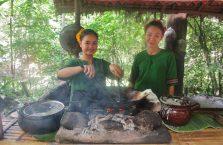 Wioska kulturowa Mari-Mari Borneo (6)