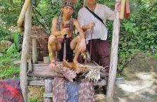 Wioska kulturowa Mari-Mari Borneo (9)