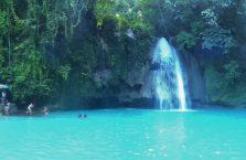 Wodospady Kawasan Cebu (14)