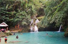 Wodospady Kawasan Cebu (4)