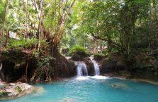 Wodospady Kawasan Cebu (7)